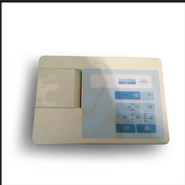 الکتروکاردیوگراف( نوار قلب)3 کاناله DAVINSA COMP10