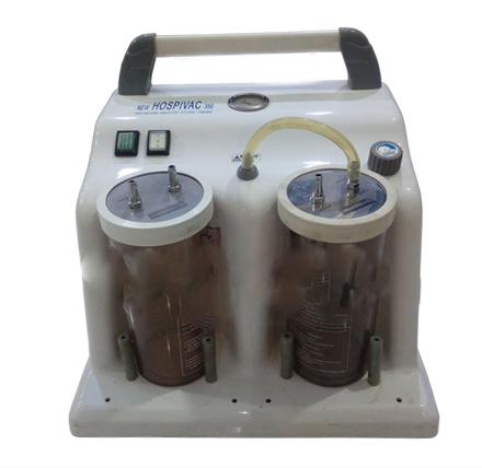 الکتروساکشن چرخدار HOSPIVAC ایتالیا مدل350