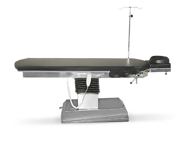 Fully automatic eye surgery bed